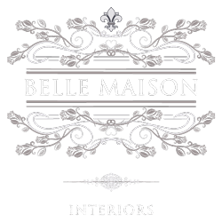 Belle Maison Interiors – London Ontario Interior Decor Firm Mobile Logo